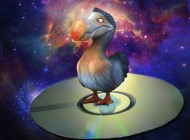 Dodo on a DVD in Space by Kevin Jones Courtesy KQED